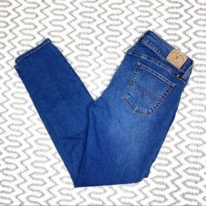 Lucky Brand Leyha Skinny Jeans Size 8/29